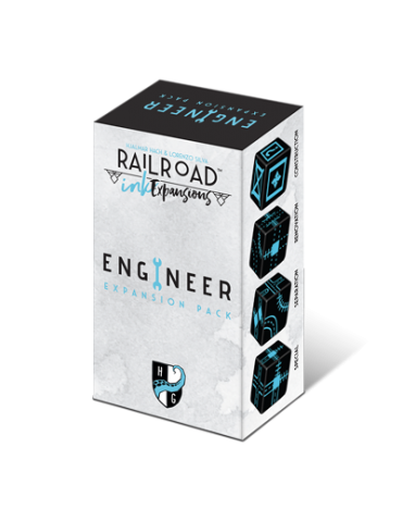 Railroad Ink: Engineer Expansion Pack