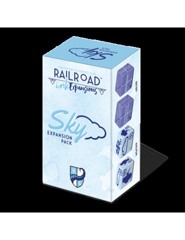 Railroad Ink: Sky Expansion Pack