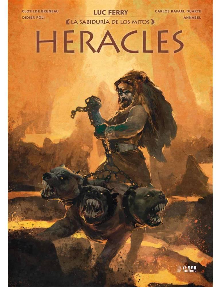 La Sabiduria de los Mitos: Heracles
