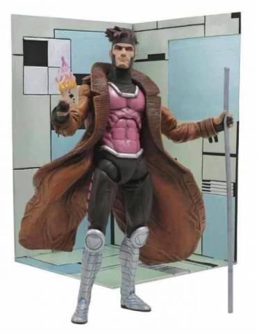 Figura Marvel Select: Gambit