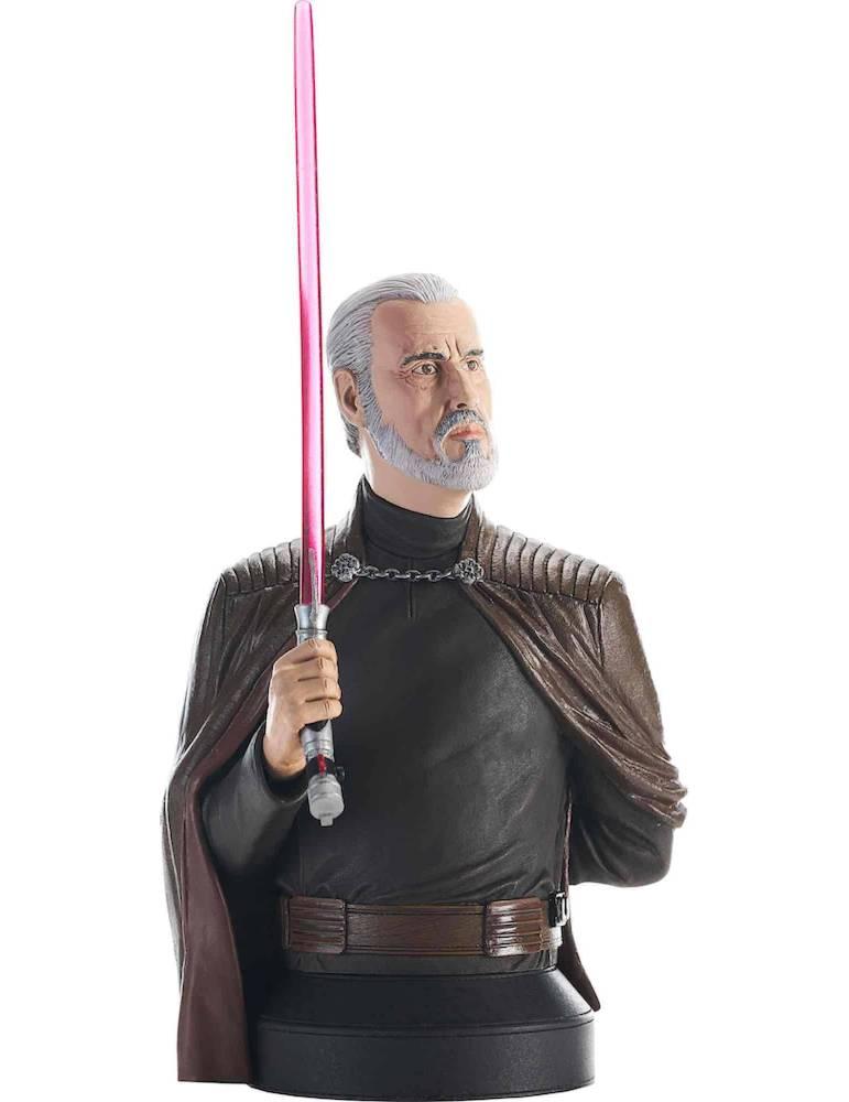 Busto Star Wars Episode III: Count Dooku 18 cm