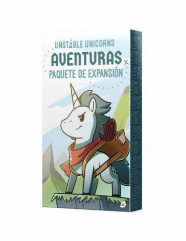 Unstable Unicorns: Aventuras (Castellano)