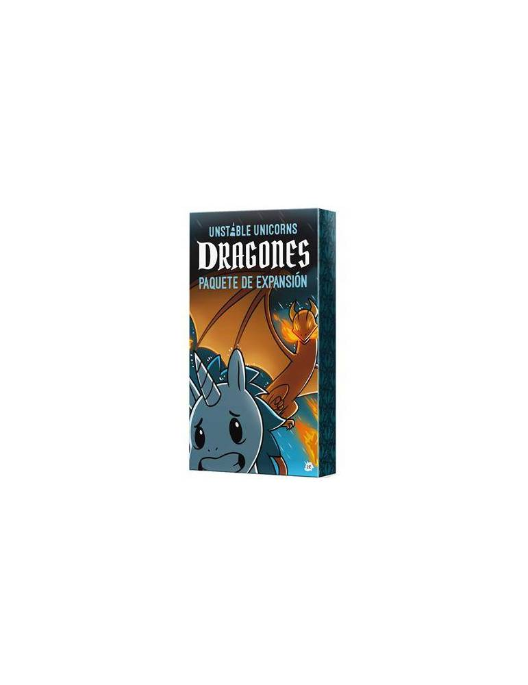 Unstable Unicorns: Dragones (Castellano)