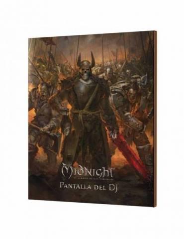 Midnight: Pantalla del DJ