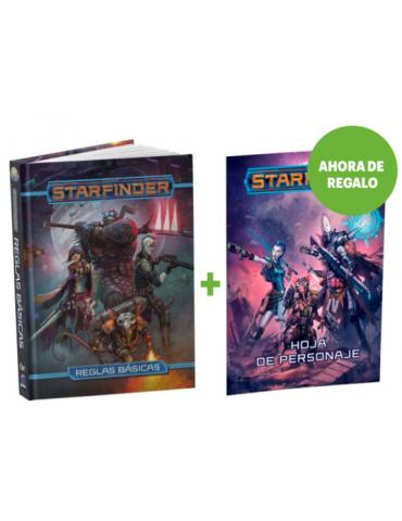 Pack Starfinder Libro...