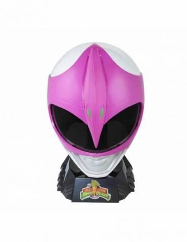 Réplica Casco Deluxe Escala 1:1 Power Rangers Lightning Collection: Pink Ranger