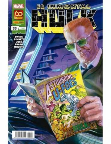 El Increible Hulk V.2 109 (El Inmortal Hulk 33)