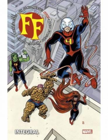 Fundación Futuro de Matt Fraction y Mike Allred (Marvel Omnibus)