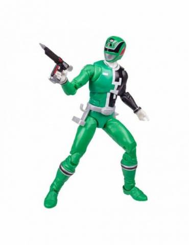 Figura Power Rangers Lightning Collection: S.P.D. Green Ranger 15 cm