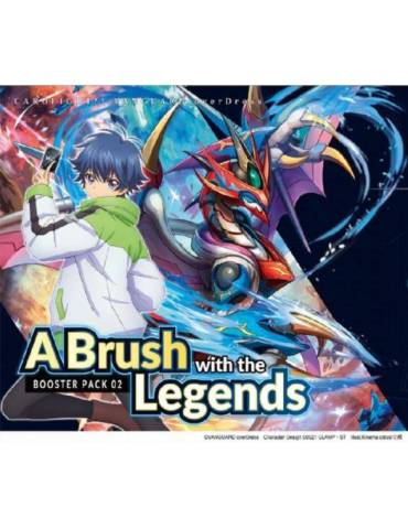 Cardfight!! Vanguard overDress - Booster Pack 02: A Brush with the Legends