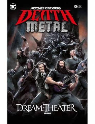 Noches oscuras: Death Metal núm. 06 de 7 (Dream Theater Band Edition) (Cartoné)