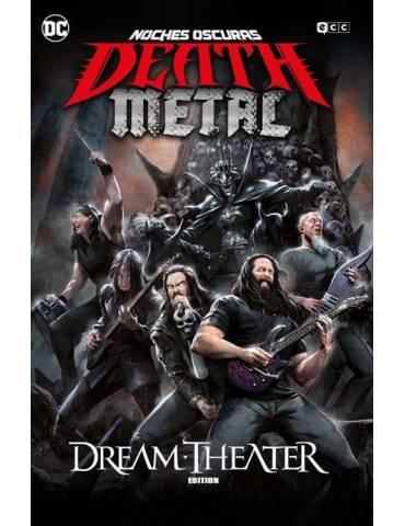 Noches oscuras: Death Metal núm. 06 de 7 (Dream Theater Band Edition) (Rústica)