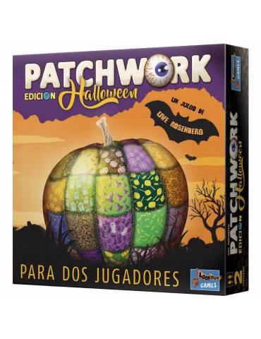 Patchwork Halloween...