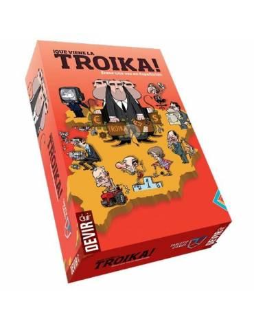 Que viene la Troika!