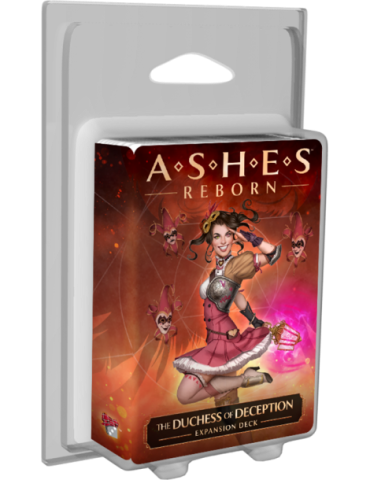 Ashes Reborn: Duchess of Deception