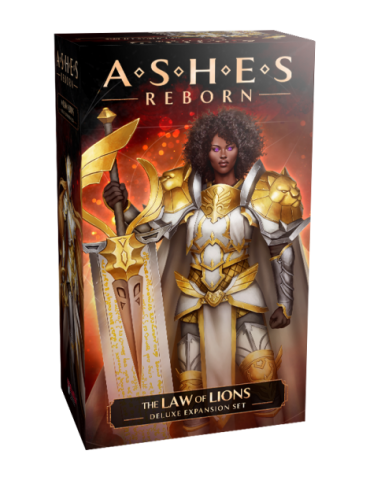 Ashes Reborn: Law of Lions Deluxe Expansion