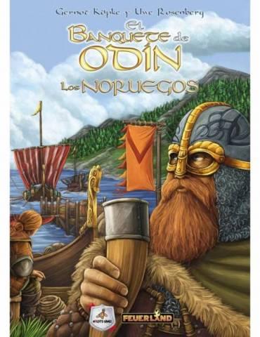 El Banquete de Odín: Los Noruegos