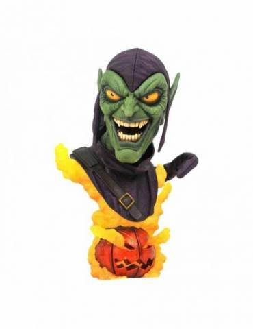 Busto Marvel Comics Legends in 3D: The Green Goblin 25 cm