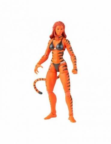 Figura Marvel Legends Series: Marvel's Tigra 15 cm