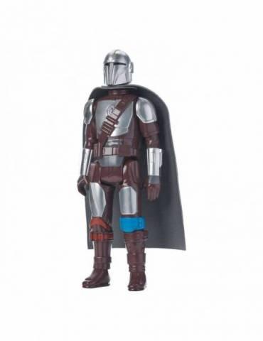 Figura Star Wars The Mandalorian: Jumbo Vintage Kenner The Mandalorian (Beskar Armor) 30 cm