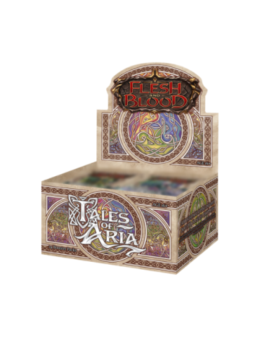 Flesh and Blood: Tales of Aria First Edition (Booster de 24 sobres)