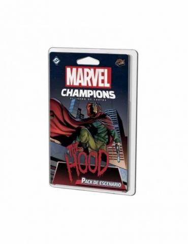 Marvel Champions: The Hood - Pack de Escenario