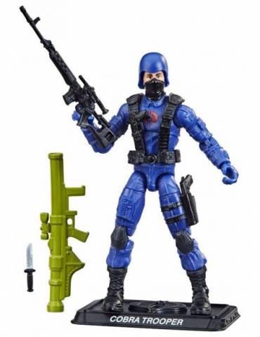 Figura G.I. Joe Retro Collection Series:s Cobra Trooper 10 cm