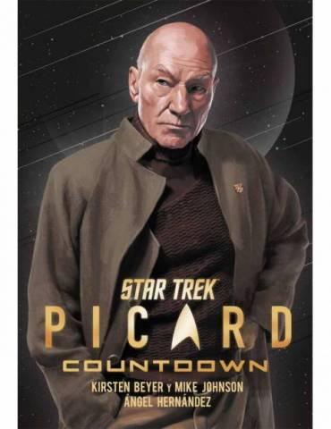 Star Trek Picard. Countdown