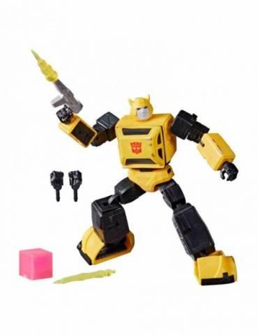Figura Transformers Generations R.E.D.: Bumblebee (The Transformers) 15 cm