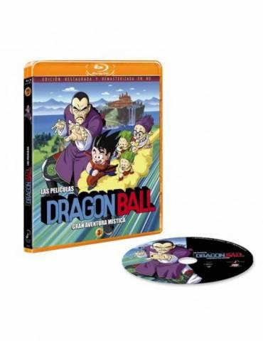 Dragon Ball la Película 3. Gran Aventura Mística (Blu-Ray)