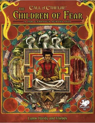 Call of Cthulhu: The Children of Fear A 1920s Campaign Across Asia