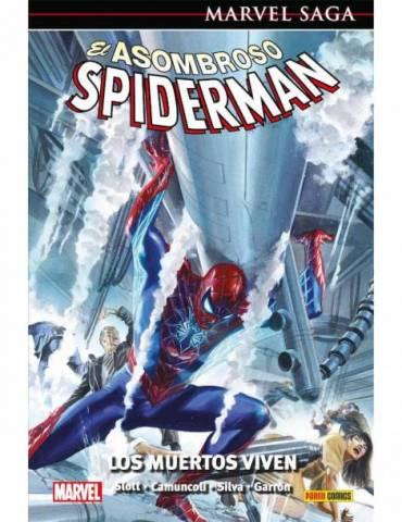 El Asombroso Spiderman 54. Los Muertos Viven (Marvel Saga 121)