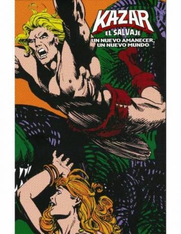 Ka-Zar El Salvaje. Un Nuevo Amanecer (Marvel Limited Edition)
