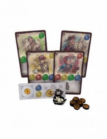 Darwin's Journey: Pirates Mini-Expansion