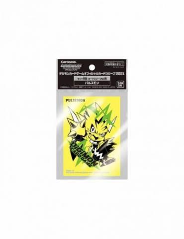 Fundas Digimon: Pulsemon (60 unidades)