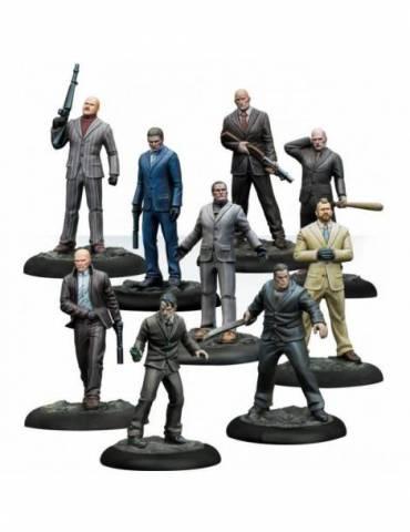 Batman Miniature Game: Organized Crime Thugs (Inglés)