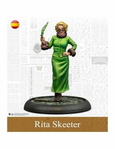 Harry Potter Miniatures Adventure Game: Rita Skeeter (Castellano)