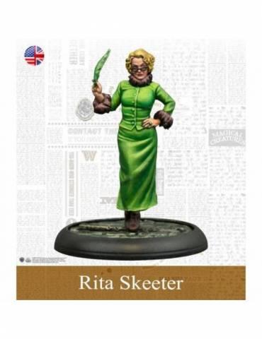 Harry Potter Miniatures Adventure Game: Rita Skeeter (Inglés)