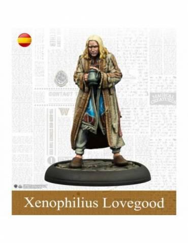 Harry Potter Miniatures Adventure Game: Xenophilius Lovegood (Castellano)