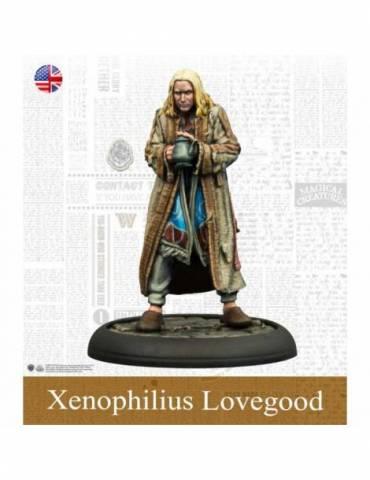 Harry Potter Miniatures Adventure Game: Xenophilius Lovegood (Inglés)