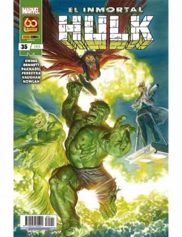 El Increíble  Hulk V.2 111 (El Inmortal Hulk 35)