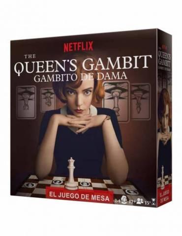 Gambito de Dama el juego de tablero