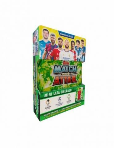 UCL Match Attax 2021-2022 Mini Lata: Emerald