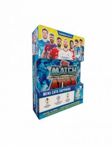 UCL Match Attax 2021-2022 Mini Lata: Sapphire