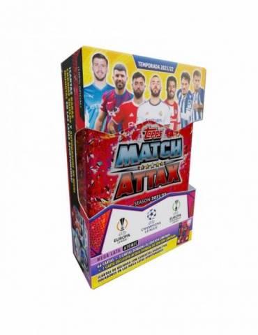 UCL Match Attax 2021-2022 Mega Lata: Atomic