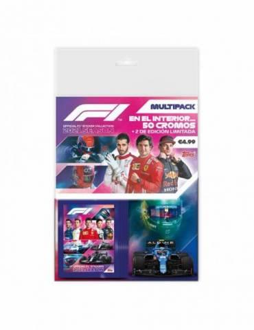 F1 Cromos 2021 Multipack