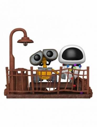Pack de 2 Figuras POP Wall-E Moment!: Wall-E and Eve 9 cm