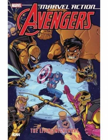 Marvel Action. Los Vengadores 04.