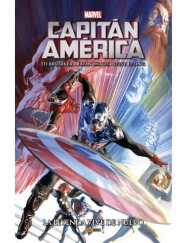Capitán América. La Leyenda Vive de Nuevo (Marvel Integral)