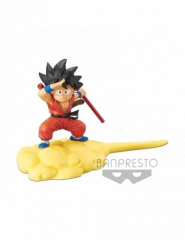 Figura Dragon Ball: Son Goku Kintoun Ver. A Normal Color 13 cm